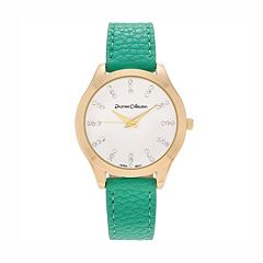 Journee Collection Women's Crystal Watch