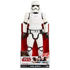 Star Wars: Episode VIII The Last Jedi 18-Inch First Order Stormtrooper Big-Figs Figure