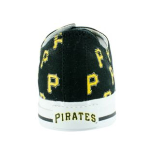Adult Row One Pittsburgh Pirates Victory Sneakers