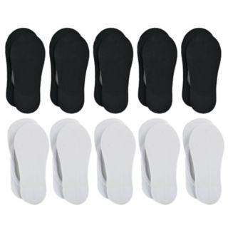 Women's Tek Gear® 10-pk. Liner Socks