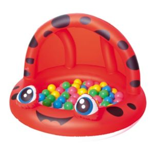 Bestway Ladybug Shaded Play Pool