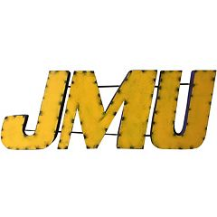 James Madison Dukes Metal Wall Décor