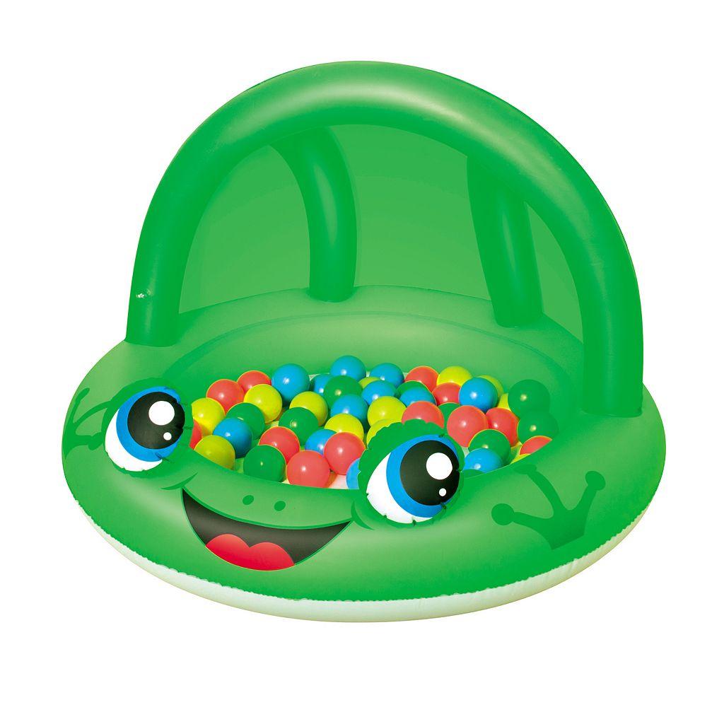 Bestway Frog Shaded Play Pool