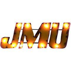 James Madison Dukes Light-Up Wall Décor