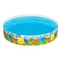 Bestway H2OGO! 8-ft. Dinosaurous Fill 'N Fun Pool
