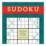 Sudoku 2018 Daily Desk Calendar
