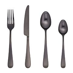 Food Network™ Flat Iron 16-pc. Flatware Set
