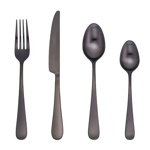 Food Network™ Flat Iron 16-pc. Flatware Set