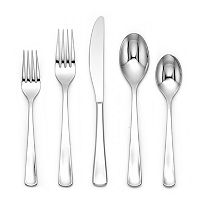 Food Network™ Forcella 62-pc. Flatware Set
