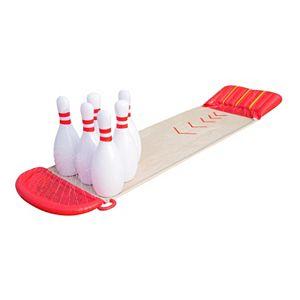 Bestway H2OGO! 18-ft. Slide-n-Splash Bowling