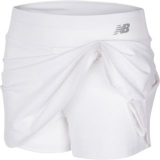 Girls 7-16 New Balance Back-Flounce Performance Skort