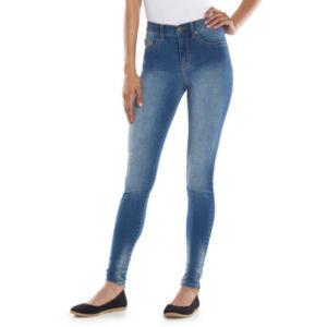 Juniors' Mudd® High-Waisted Jeggings