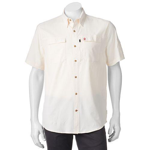 Men's Coleman Classic-Fit Performance Button-Down Guide Shirt