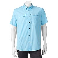 Men's Coleman Classic-Fit Performance Button-Down Guide Shirt