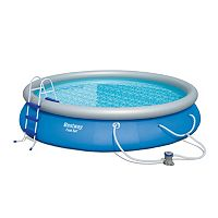 Bestway Fast Set 15-ft. Pool Set