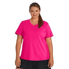 Plus Size Champion Vapor Select Tee