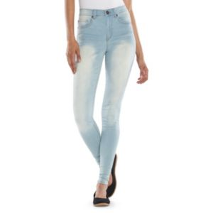 Juniors' Mudd® High-Waisted Jeggings!