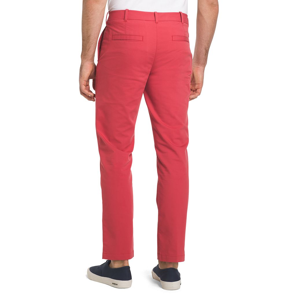 Men's IZOD GO/2 All-Purpose Straight-Fit Stretch Chino Pants