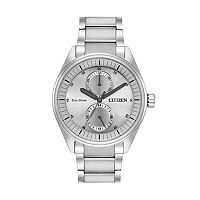 Citizen Eco-Drive Men's Paradex Stainless Steel Watch - BU3010-51H