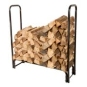 Navarro 4-ft. Outdoor Log Rack