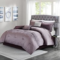 Madison Park 7 pc Modern Lights Comforter Set
