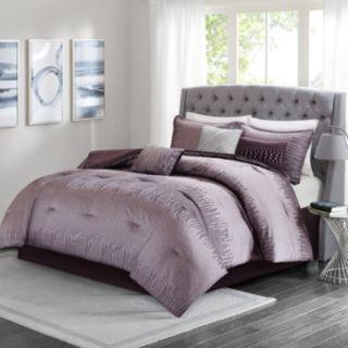 Madison Park 7-piece Modern Lights Comforter Set