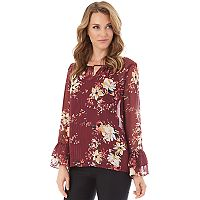 Women's Apt. 9® Floral Tiered Top