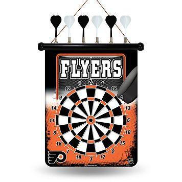 Philadelphia Flyers Magnetic Dart Board
