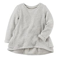 Toddler Girl Carter's Ruffled Pullover Sweater