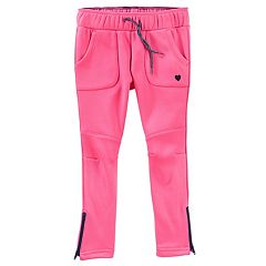 Girls 4-12 OshKosh B'gosh® Tricot Track Pant