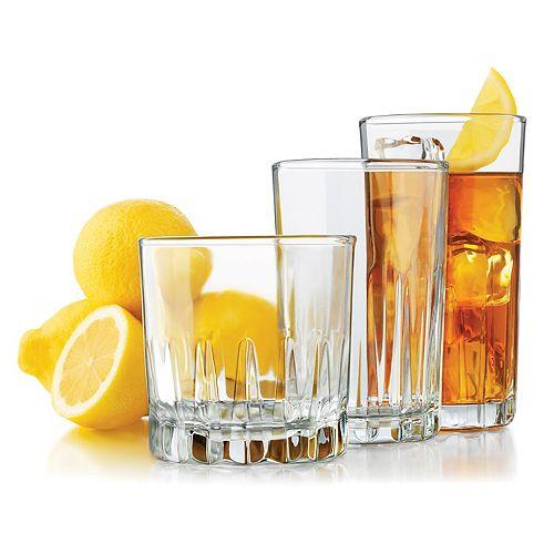 Food Network™ 30-pc. Chelsea Glassware Set
