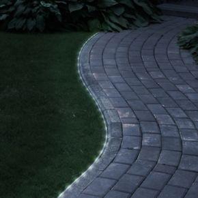 Navarro 32-ft. Outdoor Solar LED Rope Light