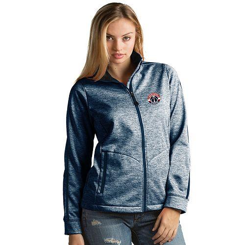 Women's Antigua Washington Wizards Golf Jacket