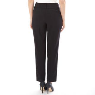 Women's Apt. 9® Solid Skinny Ankle Dress Pants