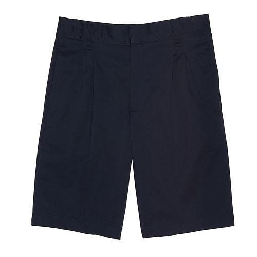 Boys 4-20 French Toast School Uniform Pleated Shorts