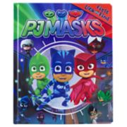 PJ Masks First Look And Find Book by PI Kids