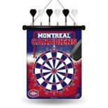 Montreal Canadiens Magnetic Dart Board