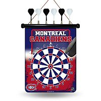 Montreal Canadiens Magnetic Dart Board