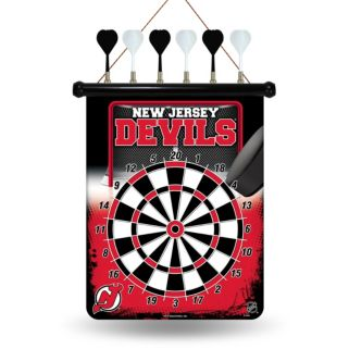 New Jersey Devils Magnetic Dart Board