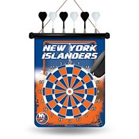 New York Islanders Magnetic Dart Board