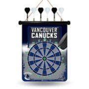 Vancouver Canucks Magnetic Dart Board