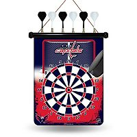 Washington Capitals Magnetic Dart Board