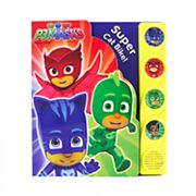 PJ Masks Super Cat Bike Sound Book by PI Kids