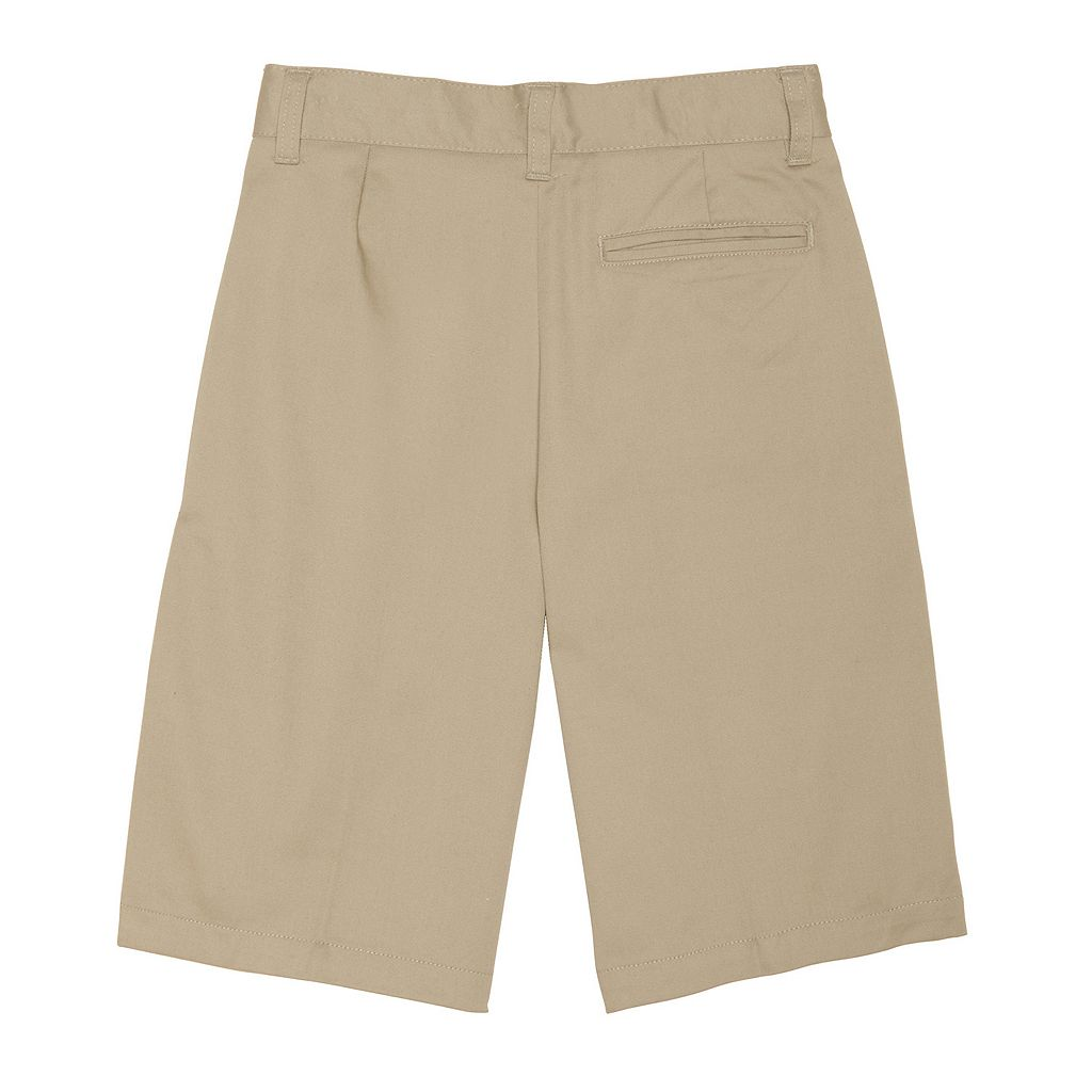 Boys 10-20 French Toast Pleated-Front Shorts