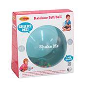 Edushape Rainbow Soft Ball
