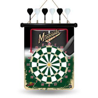 Minnesota Wild Magnetic Dart Board