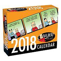Dilbert 2018 Desk Calendar
