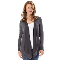 Women's Apt. 9® French Terry Cardigan
