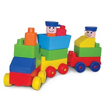Edushape Mini Edu-Train 30-pc. Box