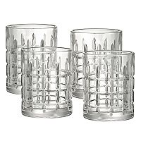 Food Network™ Houston 4-pc. Double Old-Fashioned Glass Set